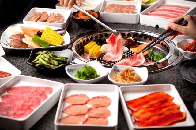 重庆日式烧烤炉
